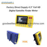 "4,3"" HD Satellite Finder"