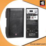 15 Zoll PROaktiver Plastiklautsprecher PS-5815bbt (DSP) USB-100W Ableiter-FM DSP