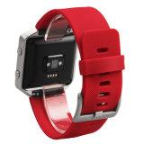 De slimme Banden van het Horloge voor Silicone 23mm van de Uitbarsting Fitbit de Band van de Pols