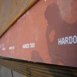 Hardoxs 500 강철 플레이트 Ar500 착용 저항하는 강철 플레이트