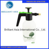 pulvérisateur tenu dans la main de l'eau de jardin de pulvérisateur de jardin de déclenchement de pression du PE 1.0lt