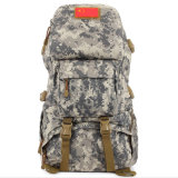 Portable Waterproof Fishing Cmaping Hunting Camouflage Backpack (RS-LW885A)