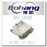 Refrigerador de petróleo de los recambios VW/a Udi/Skoda de Bonai/radiador autos (03F 117 021A)