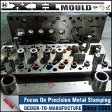 Прессформа изготовленный на заказ металла OEM прогрессивная штемпелюя