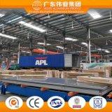 ヨーロッパ及びアメリカの開き窓様式アルミニウムWindows、中国の上10アルミニウム工場からの良質のWindows