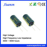 De nieuwe Hoge Frequentie van de Condensator van het Product 0.47UF 250V Elektrolytische