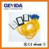 Séparateur de PLC pour fibre optique SC/UPC