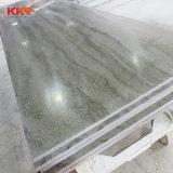 Marbre artificiel Staron de surface des matériaux de construction solide pour Panneau mural