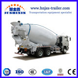 Roues HOWO Dongfeng/12 12/13/14/16/18 mètres cubes de béton camion mélangeur
