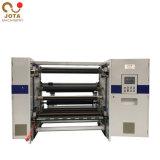 Mieux vendre le film en plastique de refendage en papier tissu Non-Woven adhésifs rembobinage de la machine