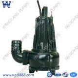 Tipo sommergibile elettrico di Wq della pompa per acque luride