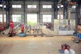 ディーゼル機関のMultisatgeの縦のタービン火の水ポンプ
