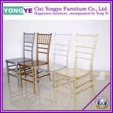 PC Diferentes colores de la resina para sillas Chiavari para la boda