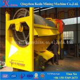 Large échelle de lavage d'usine d'or de trommel