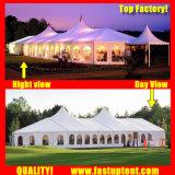 Высокое пиковое смешанных палатку в рамке для предприятий общественного питания в размер 9X12m 9m X 12м 9, 12 12X9 12 м x 9 м