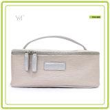2016 горячая продажа многофункциональный оптовой ПВХ пользовательские косметический сумка из натуральной кожи