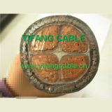 XLPE/PVCの絶縁体LVの低電圧の電源コード