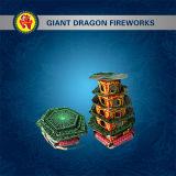 塔の花火のおもちゃの花火の新型の花火