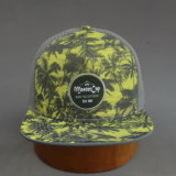 Sombrero de camuflaje Flat Brim con impresión de sublimación