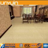 Azulejo de suelo barato del vinilo del modelo de la alfombra