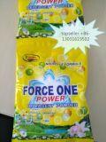 Pó de lavagem detergente de formação de espuma elevado do saquinho pequeno do mercado 30gr de África
