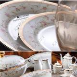 Shining&Pure Dinnerware/Tea/Coffee/Tableware/Porcelain Plate/Kitchenwareセット(K5791-Y5)