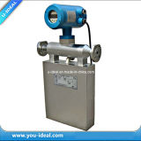 물 교류 센서 질량 유속 계산기 또는 질량 기류 검열관