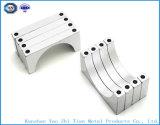 Части CNC алюминиевые изготовленные в Китае