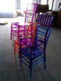 Stoel Chiavari van de Stoel van het huwelijk de Acryl/van Chiavari Chairs/Event van Kleuren