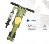 Máquina da broca de rocha da preensão da mão (TY24C)