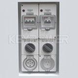 Prova sadia de geração elétrica de Keypower 30kVA Genset com o depósito de gasolina limitado para o arrendamento de Austrália