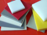 Hoja rígida del PVC, hoja plástica hecha con el material del PVC de la Virgen para todas las clases de sello industrial