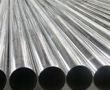 La superficie del indicador de tubos soldados de acero inoxidable 304