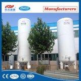 Acero inoxidable de 60m3 Aislamiento tanque de almacenamiento criogénico de CO2