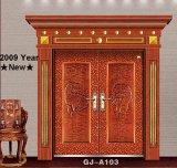 Porte de villa/porte d'entrée principale/entrée (GJ-A103A)