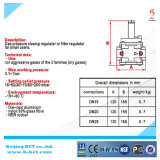 1bar DN15 aluminium Nature régulateur de gaz sans manomètre, soupape à gaz BCTR01