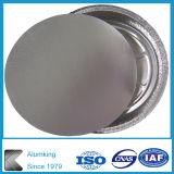 Papel de aluminio Contenedores con tapa de papel