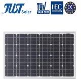 Mono comitati solari di energia solare 50W nel prezzo poco costoso