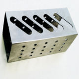 автомат для резки лазера волокна 500W для фильтровать