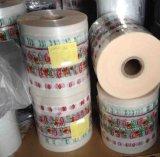 LDPEによってフリーズされるジュースのフィルム水磨き粉