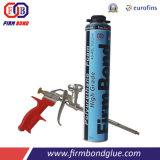 пена PU строительного материала 750ml Chemial для ликвидации разрыва и отладки