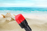 Degré &#160 de la vue 180 de mer ; Masque facile de prise d'air de souffle de pleine face
