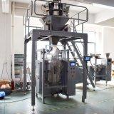 Biscoitos automáticos que pesam e máquina de embalagem