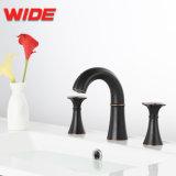 Nouveau design Bronze 3 trous robinet Salle de bains, de Taïwan Faucet fabricant