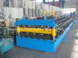 機械を形作るカラー鋼鉄ロール