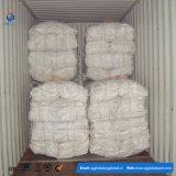 sac tissé par pp blanc de empaquetage de la couleur 50kg