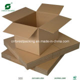 Cajas de cartón del papel acanalado que expiden