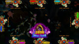 Kühler Säulengang-Fisch-Jagd-Spiel-Drache-Multispielerschlag