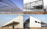 Almacén de la estructura de acero en Africa