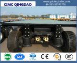 Cimc 40feet 평상형 트레일러 트레일러 (차축 2/3/4에) 트럭 포좌